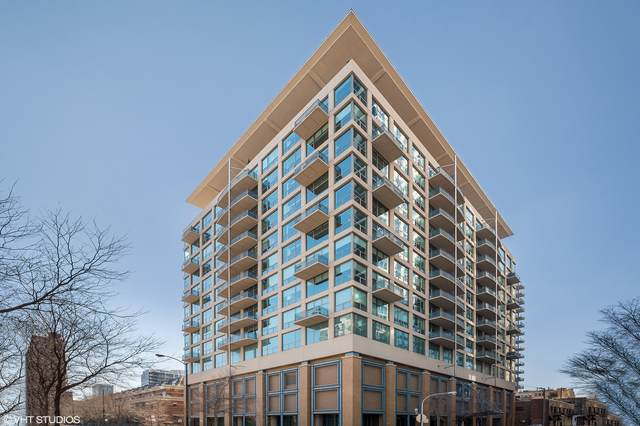 125 E 13th Street #802, Chicago, IL 60605 (MLS #11009170) :: The Perotti Group