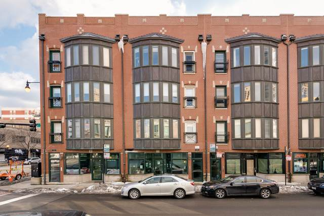 77 E 16th Street #3, Chicago, IL 60616 (MLS #11009239) :: The Perotti Group