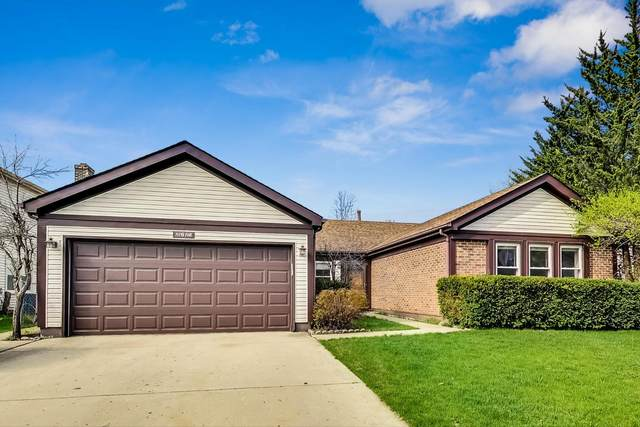 55 Wakefield Lane, Buffalo Grove, IL 60089 (MLS #11009288) :: RE/MAX IMPACT
