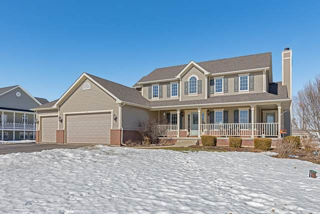 40128 105th Street, Genoa City, WI 53128 (MLS #11009290) :: The Dena Furlow Team - Keller Williams Realty