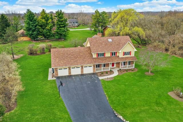 4 Conesus Court, Hawthorn Woods, IL 60047 (MLS #11009297) :: Helen Oliveri Real Estate