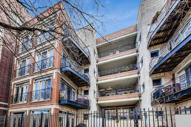 1927 W Diversey Parkway 1A, Chicago, IL 60614 (MLS #11009327) :: Littlefield Group