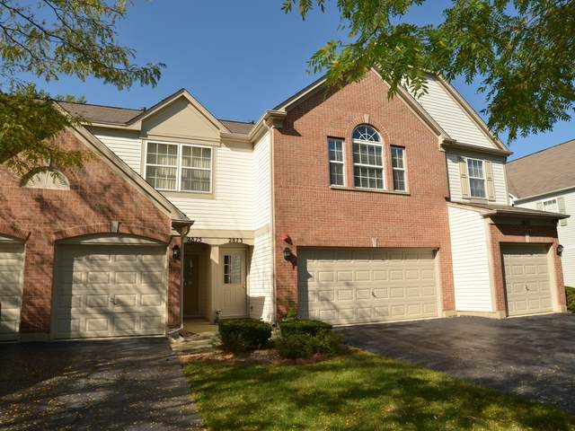 2875 Stonewater Drive #2875, Naperville, IL 60564 (MLS #11009492) :: Littlefield Group