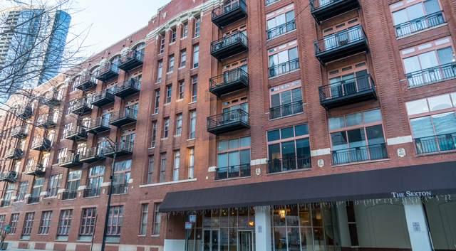 360 W Illinois Street 2G, Chicago, IL 60654 (MLS #11009687) :: The Spaniak Team