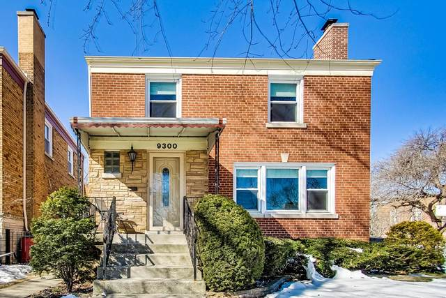 9300 S Hamilton Avenue, Chicago, IL 60643 (MLS #11009694) :: The Dena Furlow Team - Keller Williams Realty