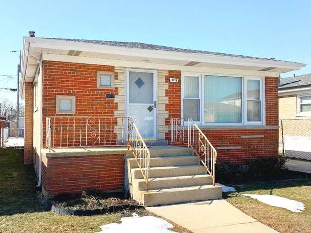 8638 S Kilbourn Avenue, Chicago, IL 60652 (MLS #11009796) :: The Dena Furlow Team - Keller Williams Realty