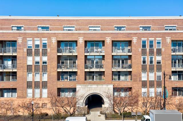 1350 W Fullerton Avenue #301, Chicago, IL 60614 (MLS #11009819) :: RE/MAX IMPACT