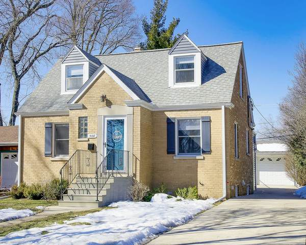 508 S Stewart Avenue, Lombard, IL 60148 (MLS #11009895) :: Angela Walker Homes Real Estate Group
