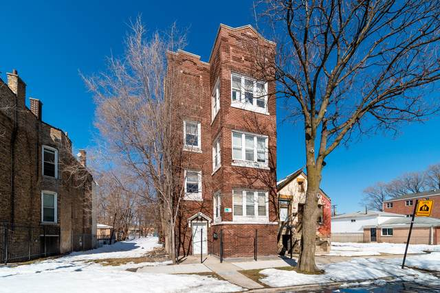 3046 W Polk Street, Chicago, IL 60612 (MLS #11009919) :: The Dena Furlow Team - Keller Williams Realty