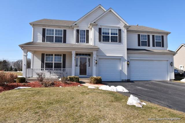 16432 Fairfield Drive, Plainfield, IL 60544 (MLS #11009935) :: The Spaniak Team