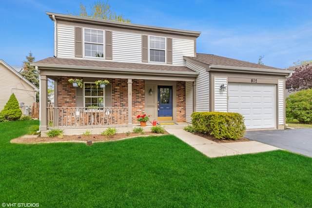 812 Cambridge Drive, Grayslake, IL 60030 (MLS #11010027) :: Jacqui Miller Homes