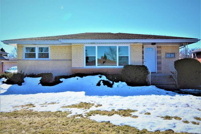 839 E 167th Place, South Holland, IL 60473 (MLS #11010044) :: Janet Jurich