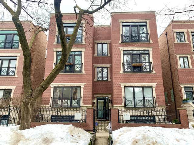 2717 N Wilton Avenue 1N, Chicago, IL 60614 (MLS #11010071) :: The Perotti Group