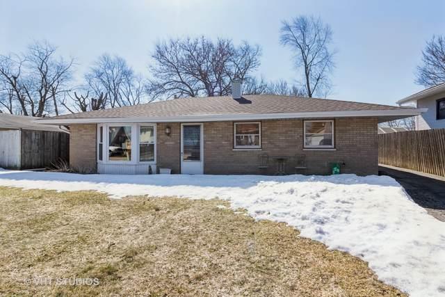 2202 Francine Avenue, Joliet, IL 60436 (MLS #11010100) :: The Dena Furlow Team - Keller Williams Realty