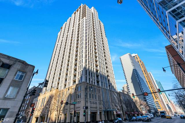 1250 S Michigan Avenue #1907, Chicago, IL 60605 (MLS #11010149) :: The Perotti Group