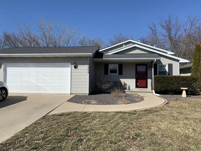 2605 Binghamton Lane, Bloomington, IL 61705 (MLS #11010154) :: Helen Oliveri Real Estate