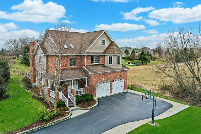 16 Park Place Circle, Hawthorn Woods, IL 60047 (MLS #11010164) :: Helen Oliveri Real Estate