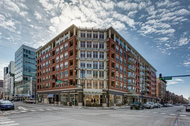 1001 W Madison Street #714, Chicago, IL 60607 (MLS #11010217) :: The Perotti Group