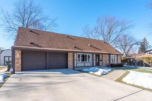 1950 Hampton Road, Hoffman Estates, IL 60169 (MLS #11010240) :: Ryan Dallas Real Estate