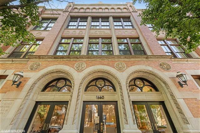1660 N Hudson Avenue 3B, Chicago, IL 60614 (MLS #11010275) :: The Perotti Group