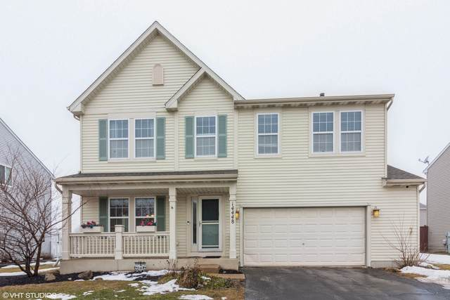 14448 Independence Drive, Plainfield, IL 60544 (MLS #11010297) :: Charles Rutenberg Realty