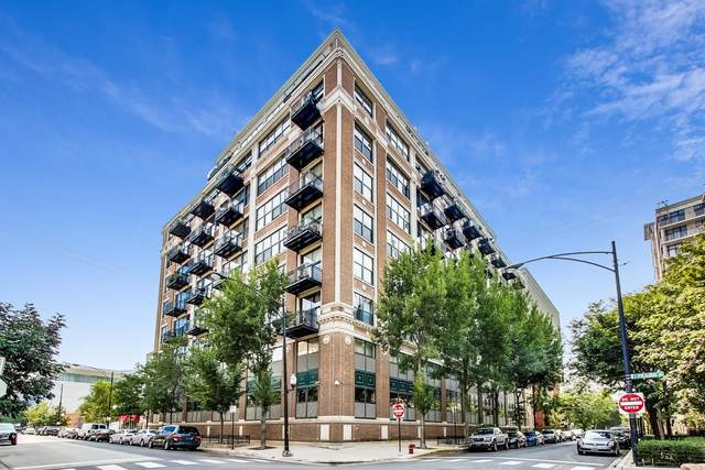 221 E Cullerton Street #502, Chicago, IL 60616 (MLS #11010313) :: The Perotti Group
