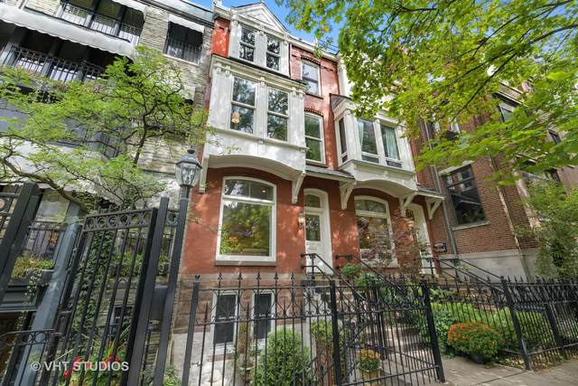 58 E Elm Street, Chicago, IL 60611 (MLS #11010346) :: The Perotti Group