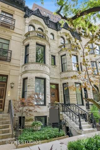 49 E Bellevue Place, Chicago, IL 60611 (MLS #11010362) :: The Perotti Group