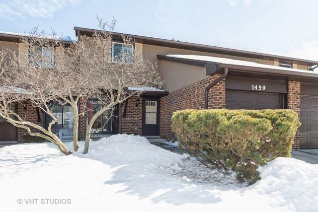 1459 Blackburn Street, Wheaton, IL 60189 (MLS #11010363) :: The Spaniak Team