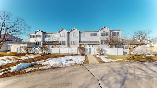 272 Park Ridge Lane E, Aurora, IL 60504 (MLS #11010402) :: The Perotti Group