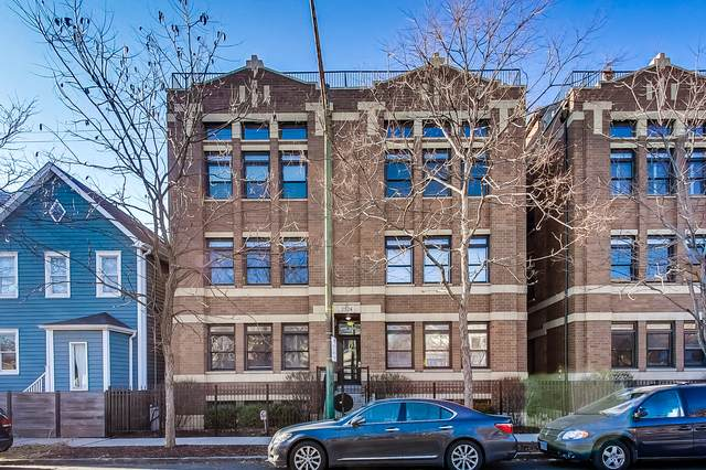 2524 N Ashland Avenue 1N, Chicago, IL 60614 (MLS #11010419) :: The Spaniak Team