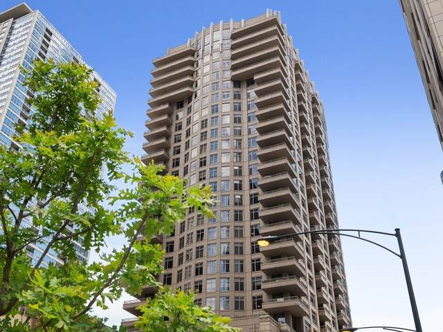 530 N Lake Shore Drive #2304, Chicago, IL 60611 (MLS #11010539) :: The Perotti Group