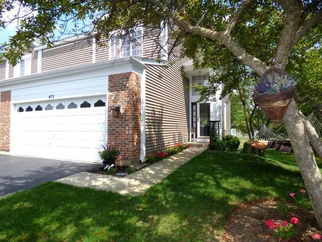 415 Spaulding Road, Bartlett, IL 60103 (MLS #11010609) :: Suburban Life Realty