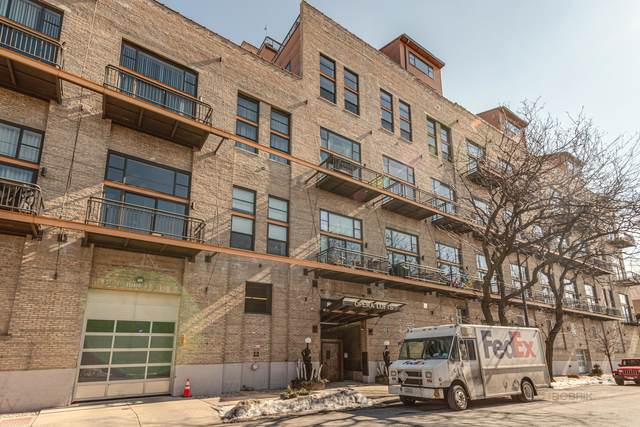2545 S Dearborn Street #330, Chicago, IL 60616 (MLS #11010652) :: The Perotti Group