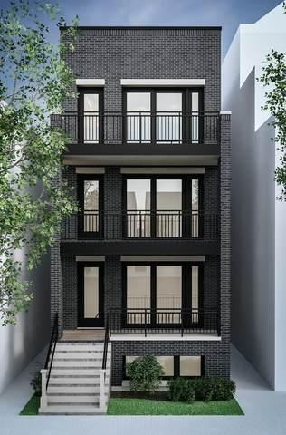 1145 W Addison Street #2, Chicago, IL 60613 (MLS #11010756) :: The Perotti Group