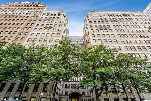 3520 N Lake Shore Drive 10H, Chicago, IL 60657 (MLS #11010759) :: The Perotti Group