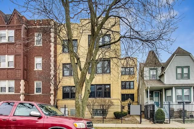 2951 N Talman Avenue 3R, Chicago, IL 60618 (MLS #11010788) :: The Perotti Group