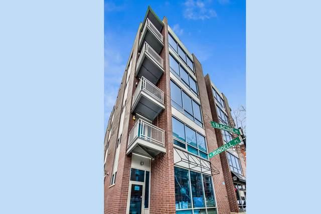 15 S Racine Avenue 5N, Chicago, IL 60607 (MLS #11010818) :: The Perotti Group