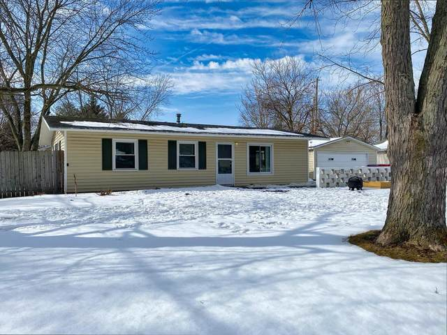 1509 Rosewood Drive, Champaign, IL 61821 (MLS #11010889) :: Littlefield Group