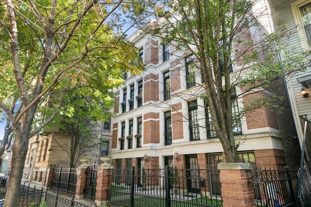 3547 N Fremont Street 1N, Chicago, IL 60657 (MLS #11010912) :: The Perotti Group