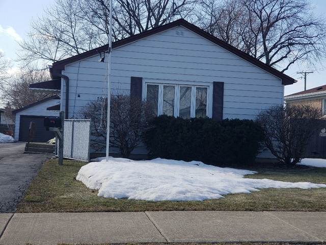 7916 Mansfield Avenue, Burbank, IL 60459 (MLS #11010922) :: Ryan Dallas Real Estate