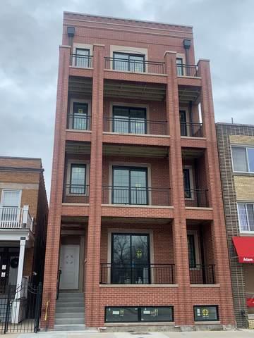 2521 W Montrose Avenue #3, Chicago, IL 60618 (MLS #11010926) :: The Perotti Group