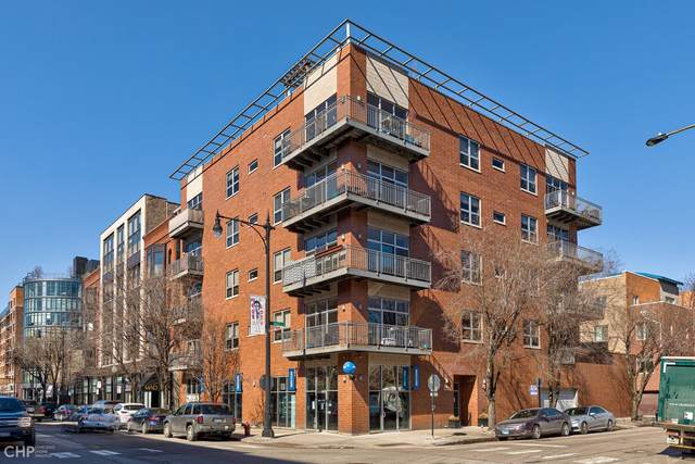 6 N May Street #204, Chicago, IL 60612 (MLS #11010930) :: The Perotti Group