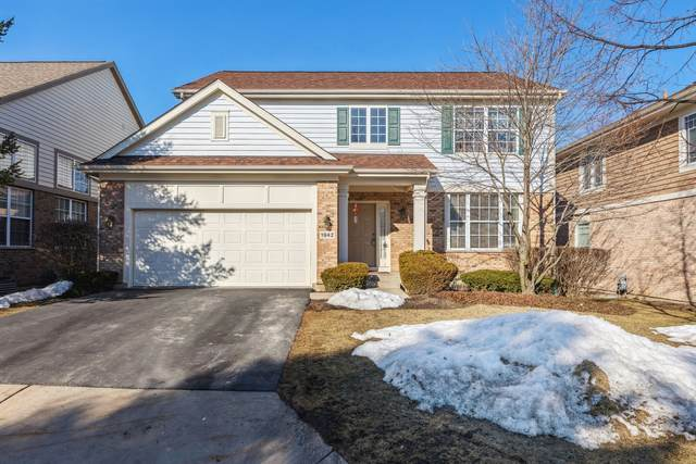 1942 Olympic Drive, Vernon Hills, IL 60061 (MLS #11010934) :: Charles Rutenberg Realty