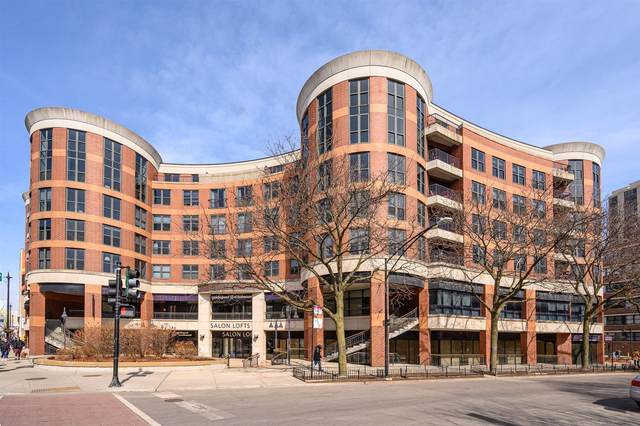 350 W Belden Avenue #408, Chicago, IL 60614 (MLS #11010950) :: Helen Oliveri Real Estate