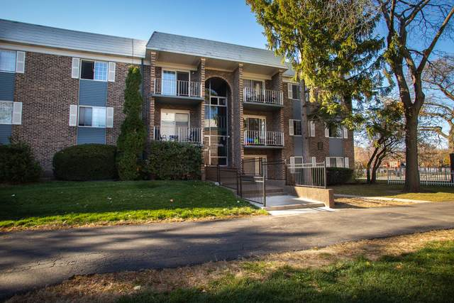 1521 N Windsor Drive #314, Arlington Heights, IL 60004 (MLS #11010959) :: The Wexler Group at Keller Williams Preferred Realty