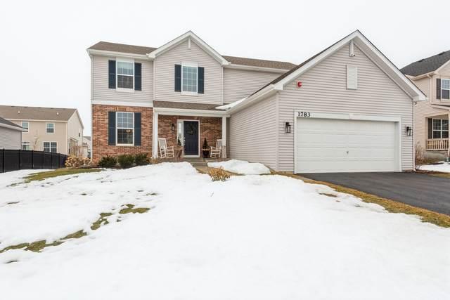 1783 Newberry Lane, Hoffman Estates, IL 60192 (MLS #11011013) :: Ryan Dallas Real Estate