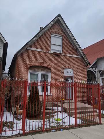 1319 S Claremont Avenue, Chicago, IL 60608 (MLS #11011020) :: The Perotti Group