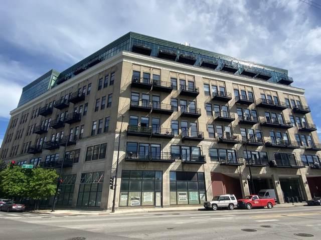 1645 W Ogden Avenue #326, Chicago, IL 60612 (MLS #11011061) :: The Spaniak Team