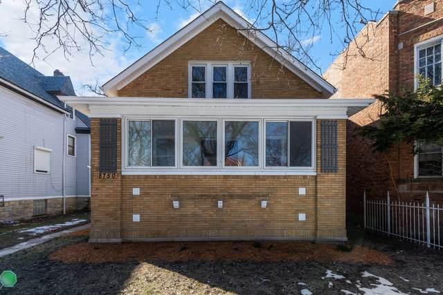 8750 S Throop Street, Chicago, IL 60620 (MLS #11011077) :: Charles Rutenberg Realty